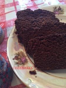 sticky ginger cake, ginger cake, traditional ginger cake recipe, cozebakes, afternoon tea recipes, vintage recipes, jamaica ginger cake
