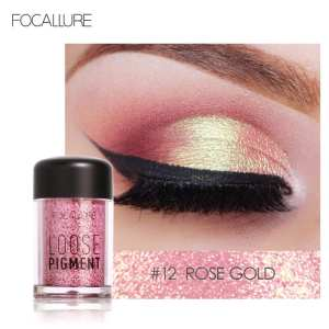 Glitter Eye Shadow 18 Colors Cosmetic Makeup