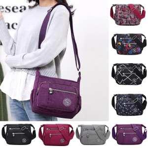 Single Shoulder Crossbody Bag Description: