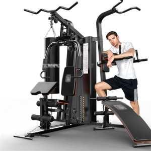Home Fitness Equipment Multifunctional Set