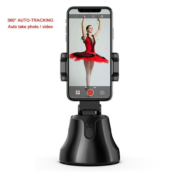 Auto Smart Shooting Selfie Stick Intelligent Follow Gimbal AI composition Object Tracking Auto Face Tracking Camera