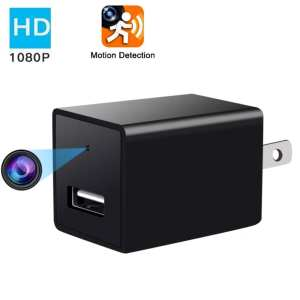 1080P Mini Charger USB Camera