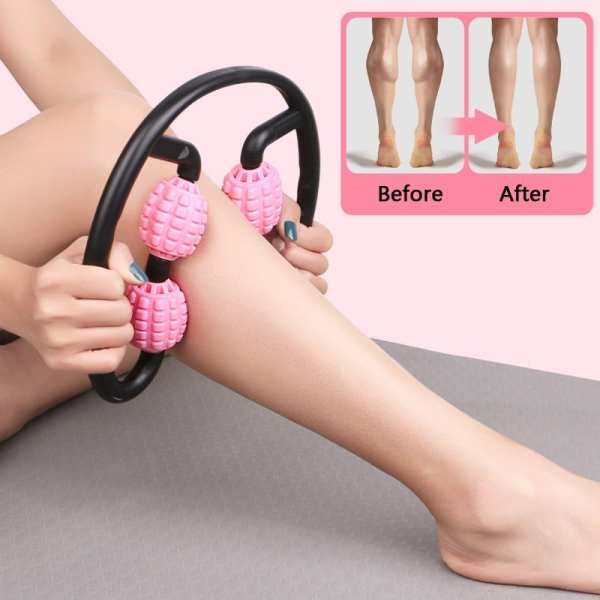 FlexiBurn - 360° Leg Muscle Massager