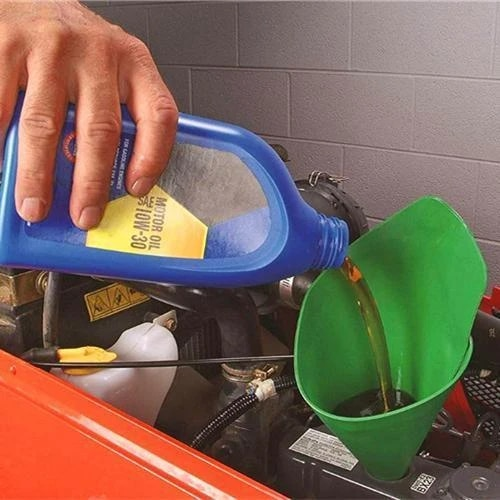 Mintiml flexible Refueling Long Funnel Oil Additive Motorcycle Farm Machine Funnel Car Refueling Longer Funnel Gasoline