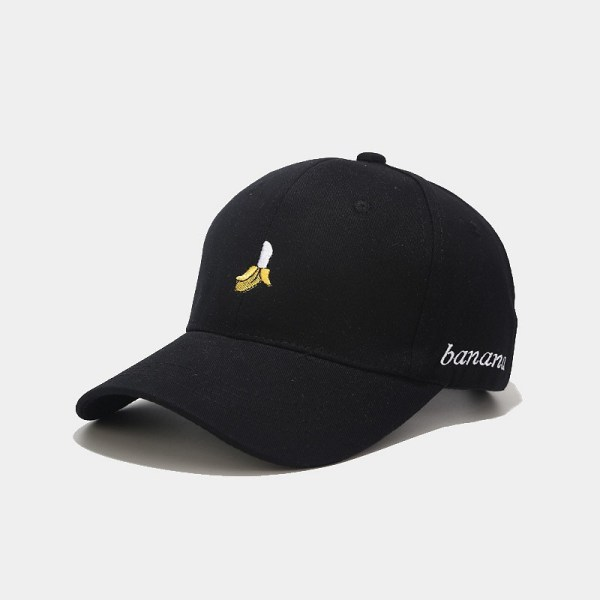 2020 new style Cotton Banana embroidery Baseball Cap Adjustable Snapback Hats for men and women 169