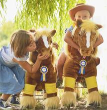 Kids on Horsey