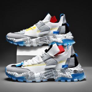 Luxury Brand Men Casual Sneakers