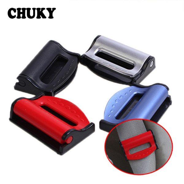 CHUKY 1x Car Safety Belt Clip Seat belt holders For Skoda Octavia a7 Opel Astra h