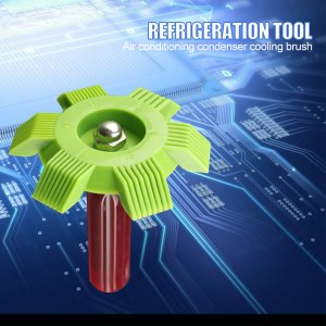 Cooling System Fin Straightener