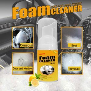 30ml Multi purpose Foam Cleaner Anti aging Cleaning Automoive Car Interior Home Cleaning Foam Cleaner Home 2