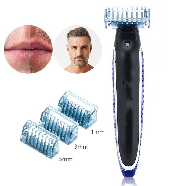 Men shaver beard shaver Rechargeable razor body trimmer men shaving machine Beard trimmer Replaceable Head