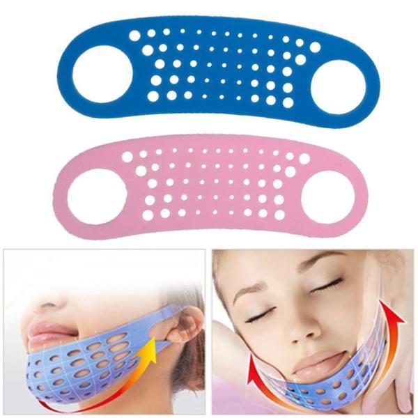 19 6 5 8cm Soft Face Slim Mask Massage Chin Cheek Lift Strap Slimming V Mask