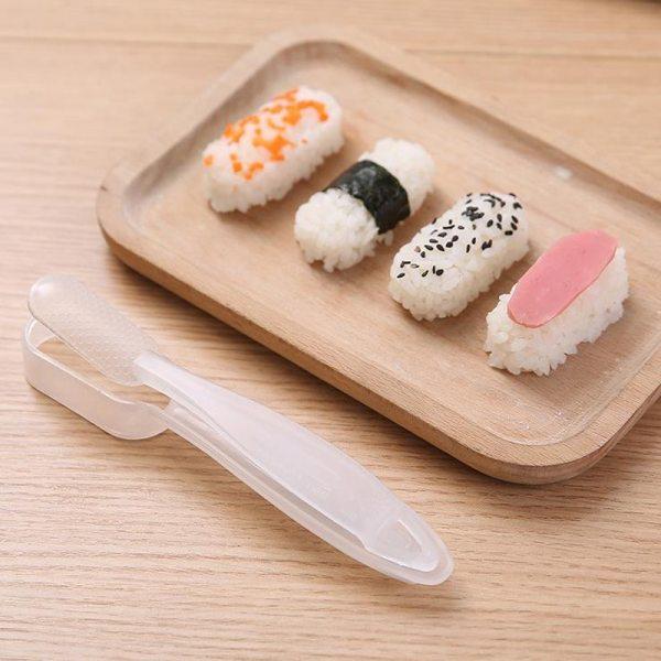 1 Pcs Creative Sushi Mold Maker DIY Sushi Maker Rice Mold Kitchen Sushi Making Tools Rice
