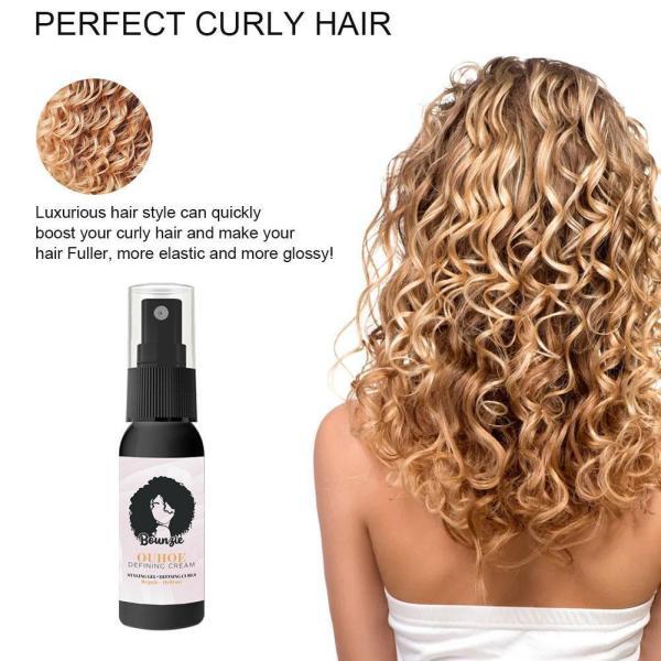 Elastin Curly Hair Curling Shaped Elastin Curly Hair Deeply Can The Moisturize Hair Cream Cream Hair