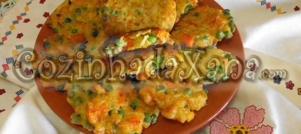 Pataniscas de arroz
