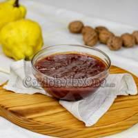 Marmelada vermelha (de marmelo)
