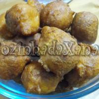 Malassadas de batata-doce