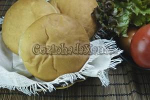 Pão para hambúrguer