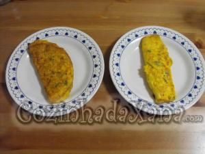 Como fazer Omelete
