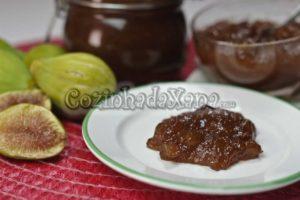Doce de figo maduro