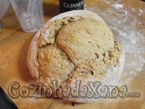 Pão de Guinness