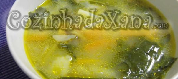Sopa esfarrapada