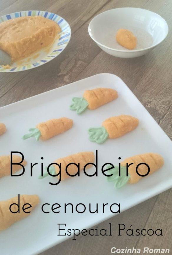 brigadeiro de cenoura
