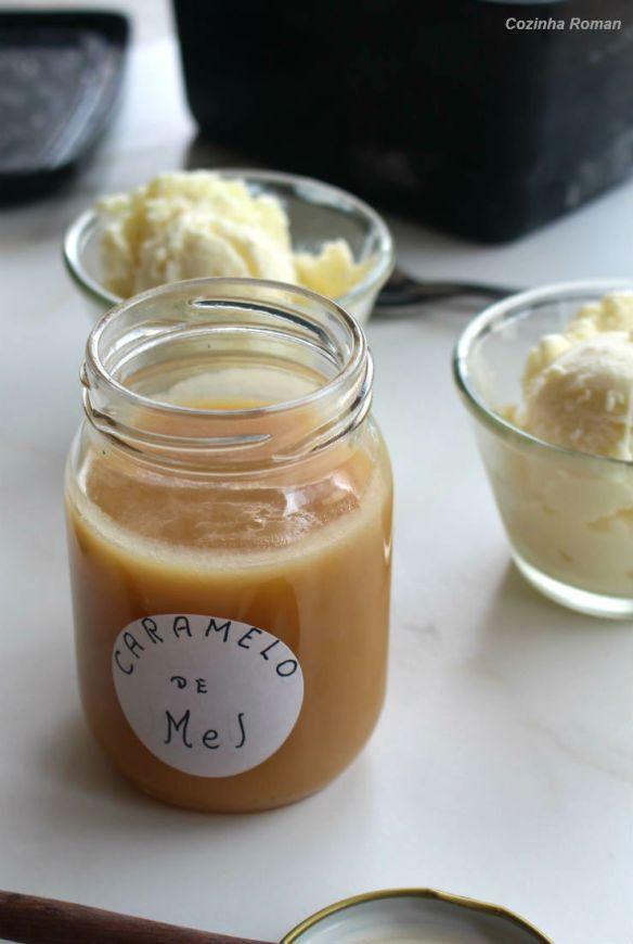 caramelo de mel