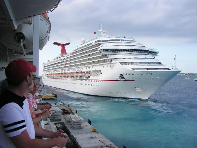 Carnival My Cozumel cruise ship