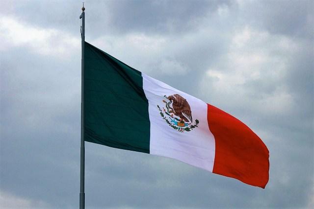 Cozumel My Cozumel Mexican flag