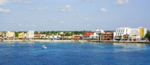 Cozumel My Cozumel west side