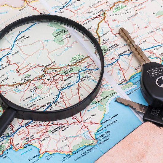 Cozumel My Cozumel map with keys