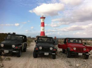Punta Molas go tour cozumel