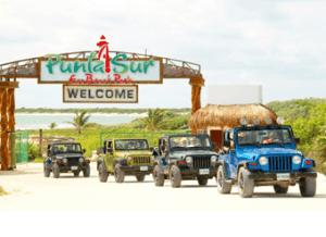 Jeep Tour go tour cozumel