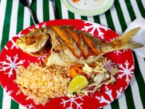 Cozumel Food Top 12 Must Eats pescado frito