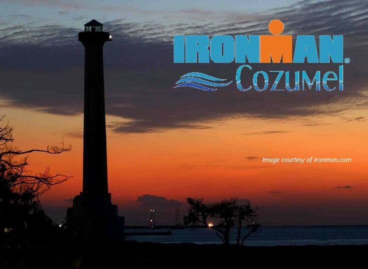Cozumel Ironman 2018 sunset
