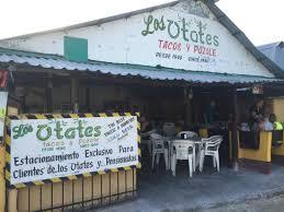 Cozumel Must Eats Otates