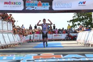 Cozumel Ironman 2018 finisher