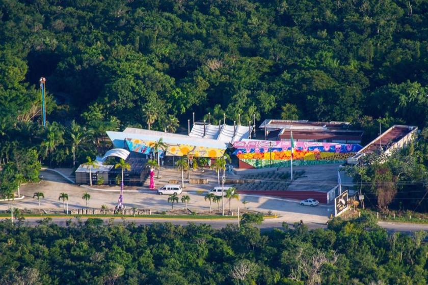 Cozumel My Cozumel Parks picture of Discover Mexico park