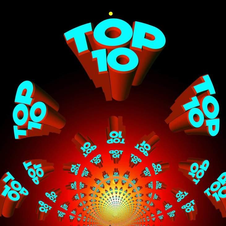 Cozumel top 10 list