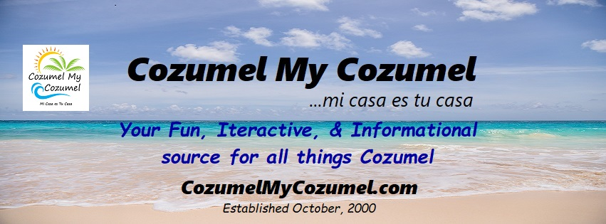 Cozumel My Cozumel Facebook Cover Photo