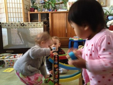 busy play