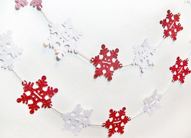 Noel ağacı çelenk