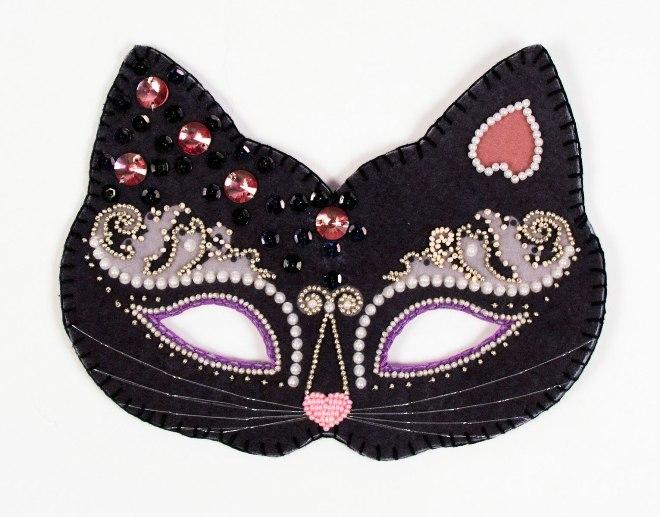 Çocuklar için karnaval maskeleri