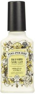 poo-pourri; amazon favorites