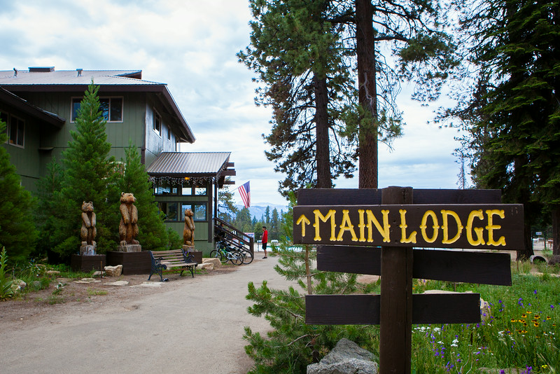 Montecito Sequoia Family Camp Lodge