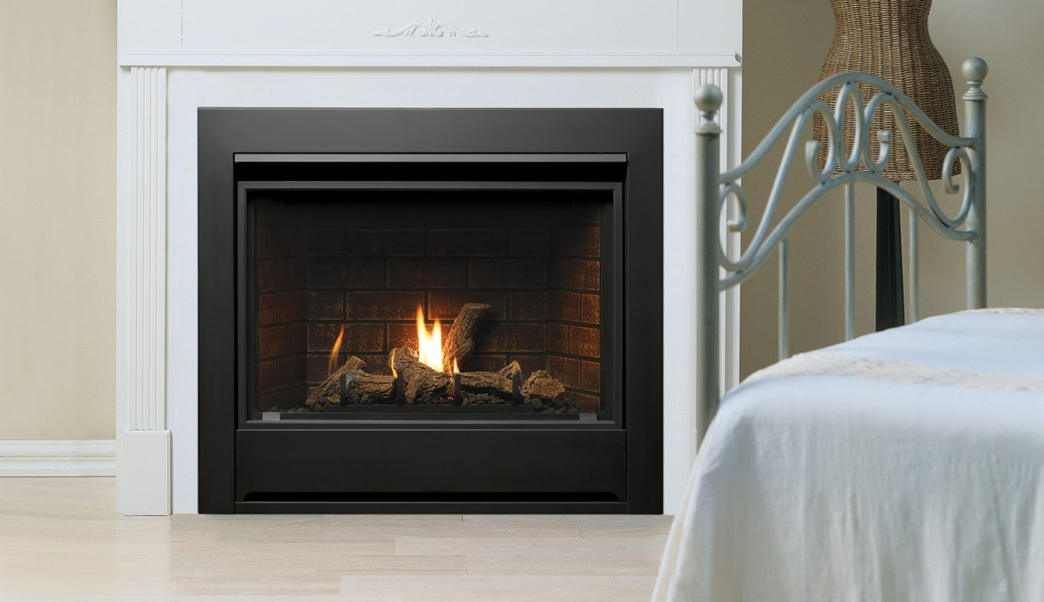 Kingsman Zdv Zcv Direct Vent Fireplace