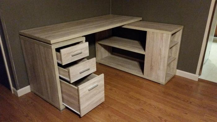 Review Hollow Core Corner Desk By Monarch Mansion Like