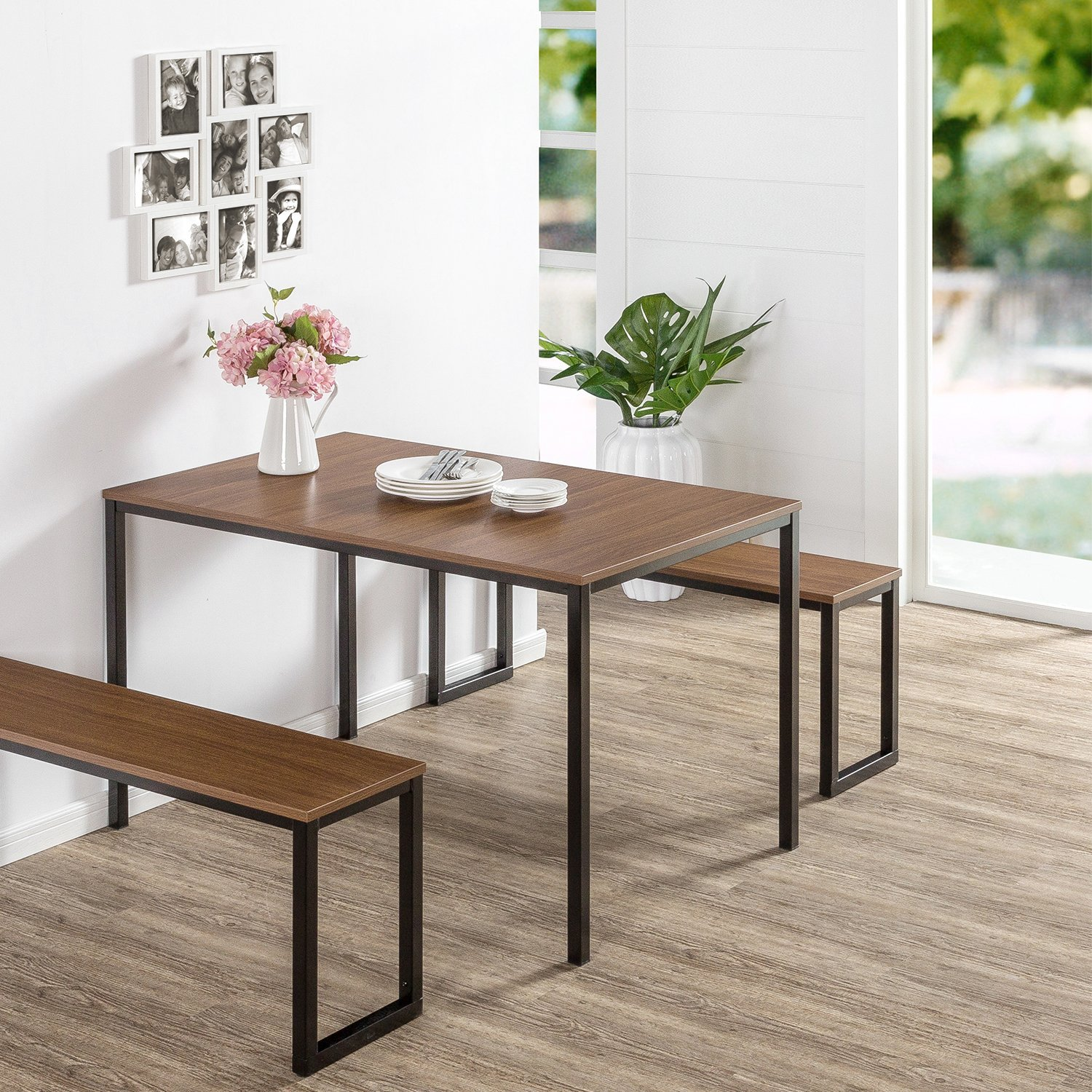 [Review] Zinus Modern Studio Collection Soho Dining Table Set