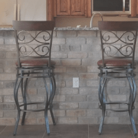 10 Best Selling Swivel Bar Stools with Back on Amazon in 2020